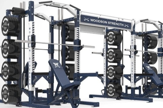 Woodson Weight Room Gets Much-Needed Lift
