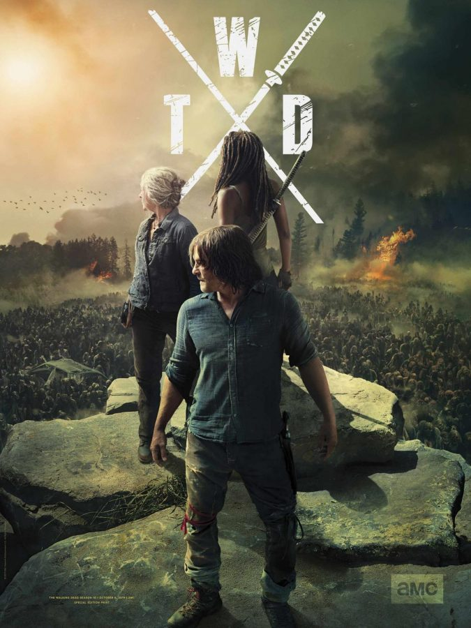 The Walking Dead Establishes Itself as a Perfect Reincarnation of the Zombie Genre