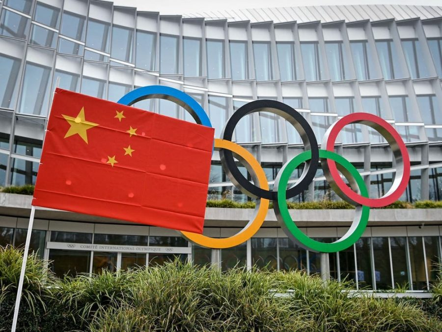 Protests Shadow Beijing Olympics