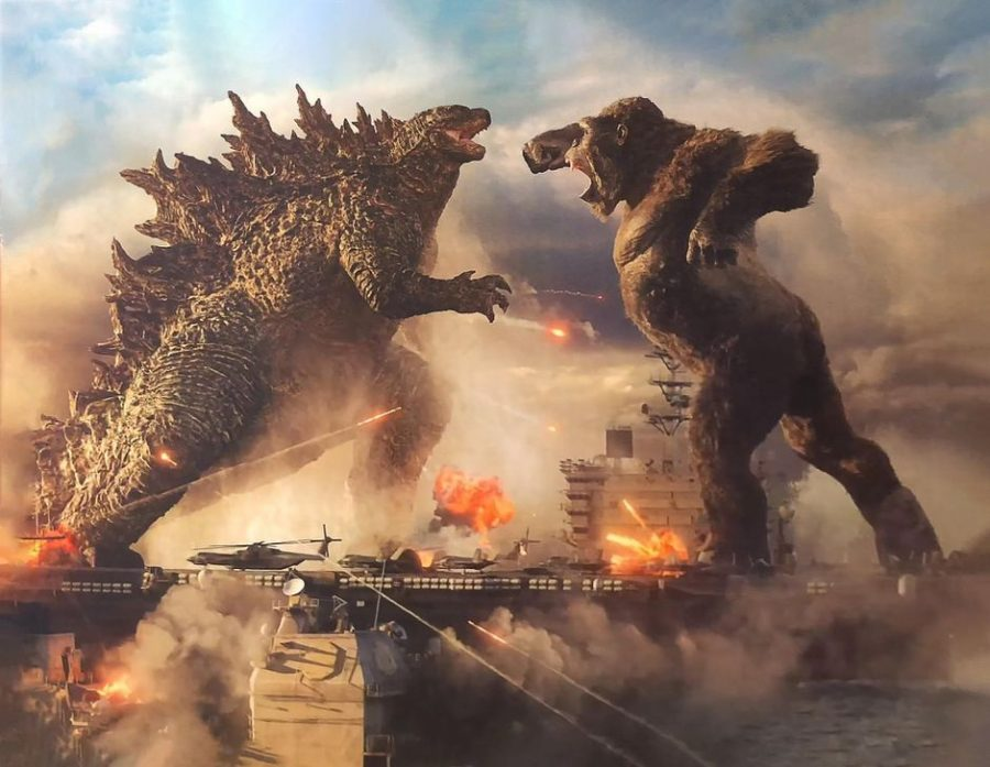 Godzilla Vs. Kong Is an Underwhelming End to the KaijuVerse